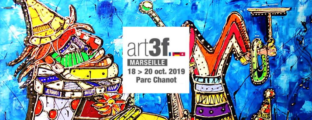 art3f salon marseille max rovira