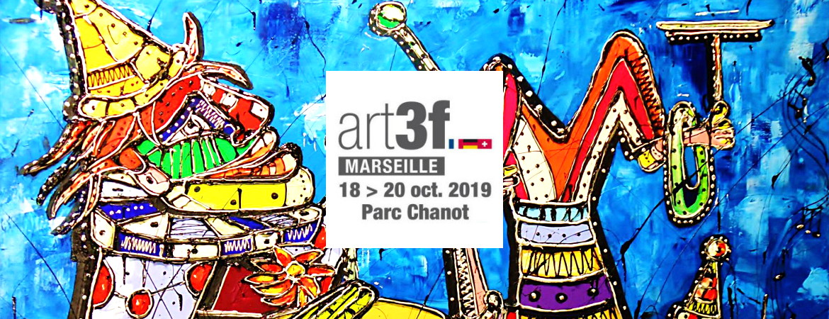 art3f salon marseille max rovira