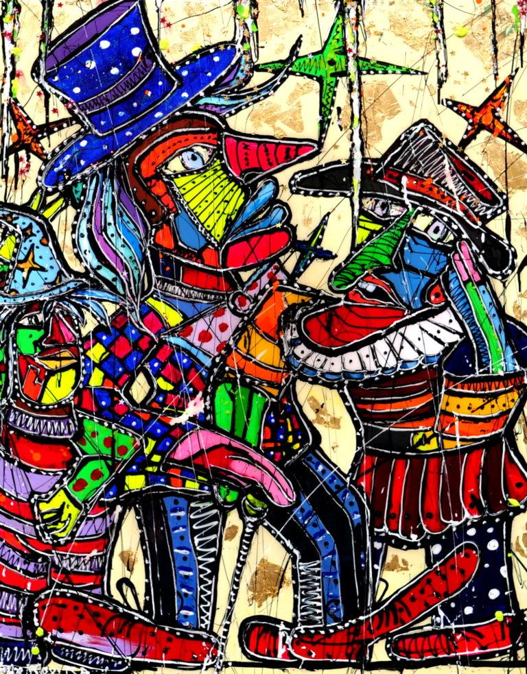 max rovira artiste peintre collioure carnaval