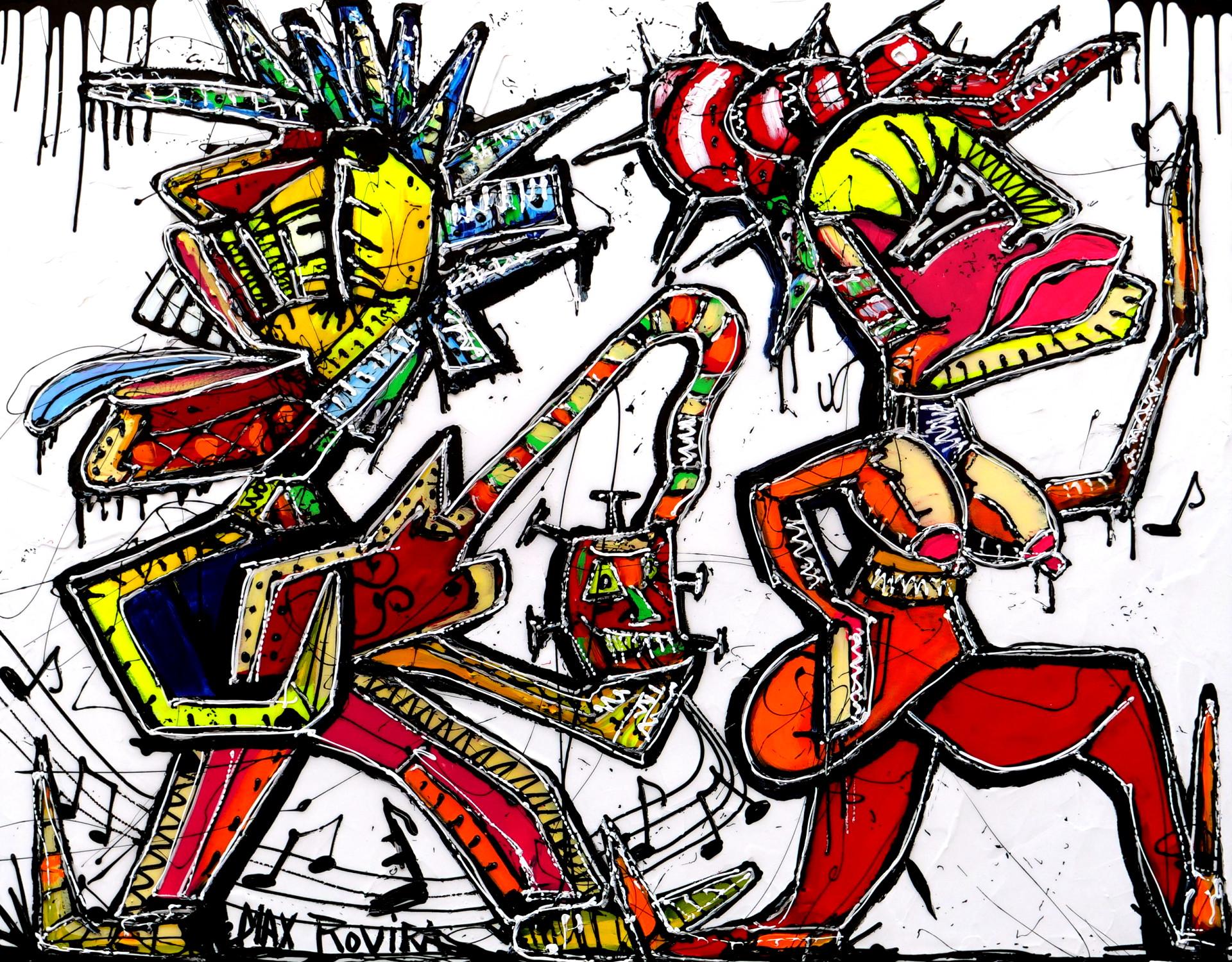 max rovira artiste peintre collioure crazy musique