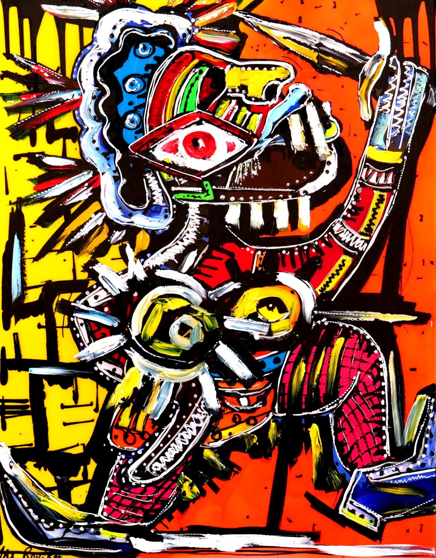 max rovira artiste peintre collioure inca