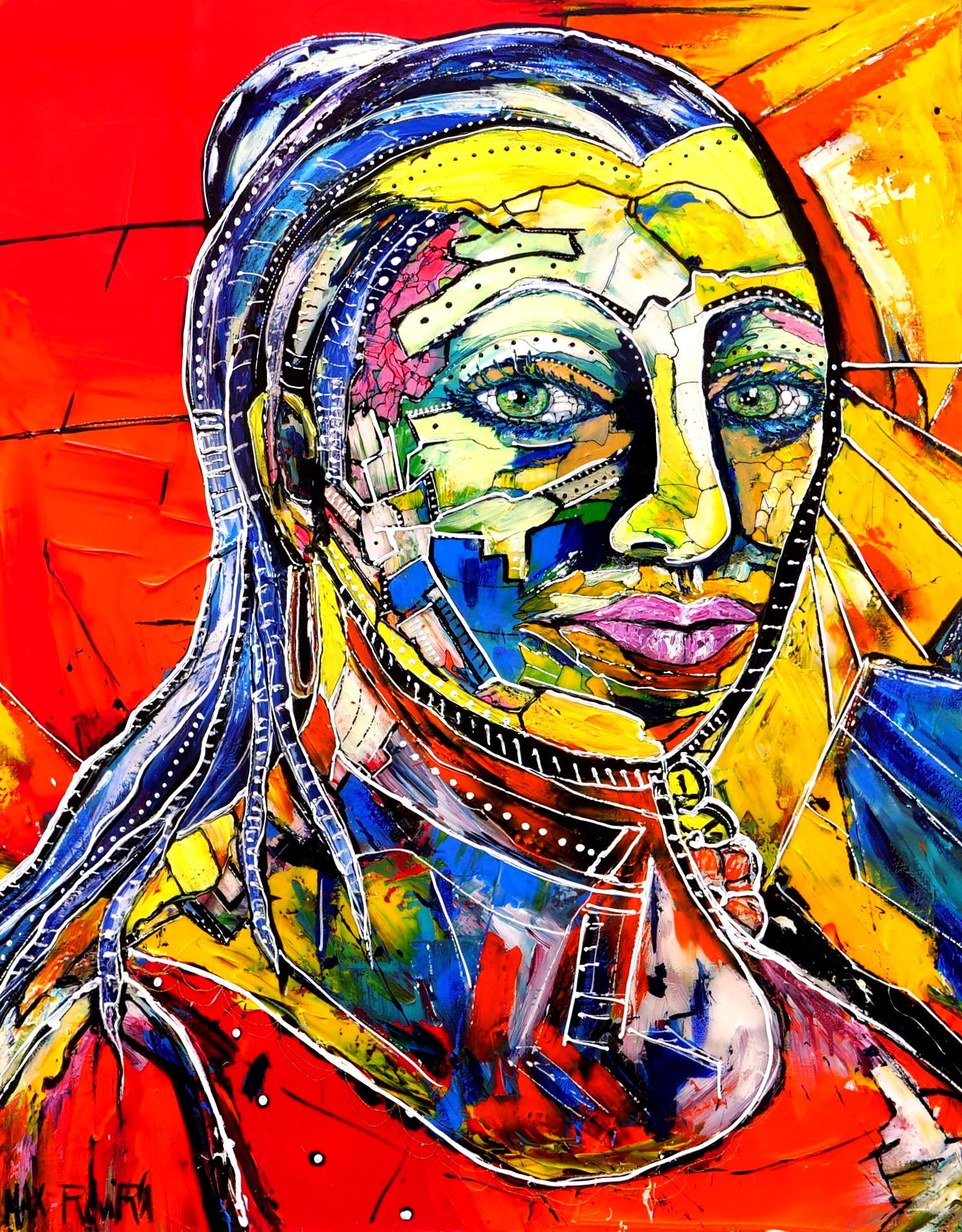 max rovira artiste peintre collioure rachel